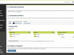 Configure Overview