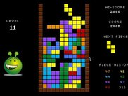 Vexitrs - a tetris clone created with Vexi