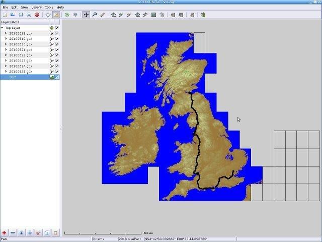 Viking GPS data editor and analyzer download   SourceForge net