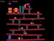 Donkey Kong (Vine2D plugin rendering with SDL library)