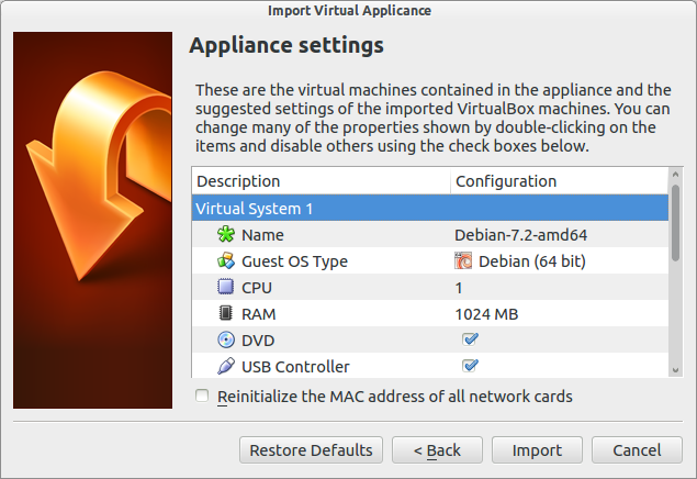Virtual Machines and Appliances download | SourceForge net