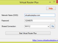 Virtual Router Plus Windows Wifi Hotspot download