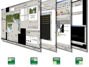 VirtuaWin - Multiple Virtual Desktops