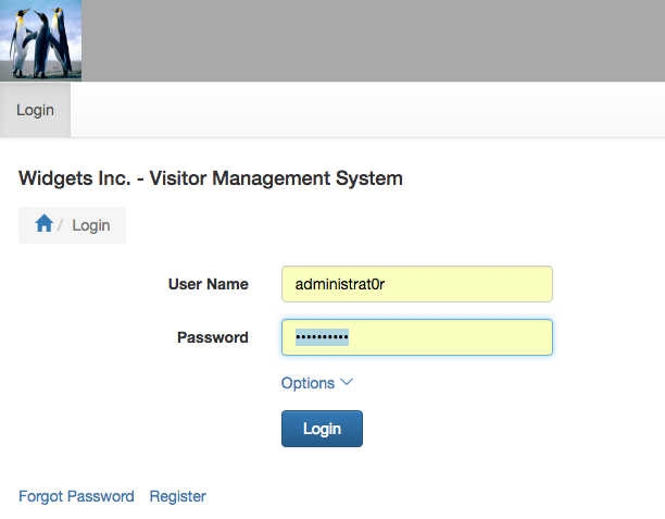 Visitor ID Management System download | SourceForge net