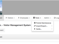 Visitor Id Management System Download Sourceforge Net