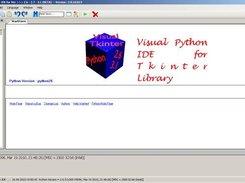 Visual Tkinter Python IDE download | SourceForge net