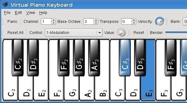 Free keyboard piano download