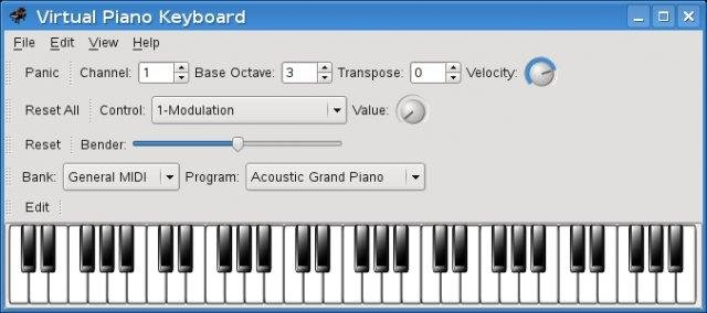Virtual MIDI Piano Keyboard download | SourceForge net