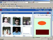 VMukti IP Communication Suite Widget's screen shot