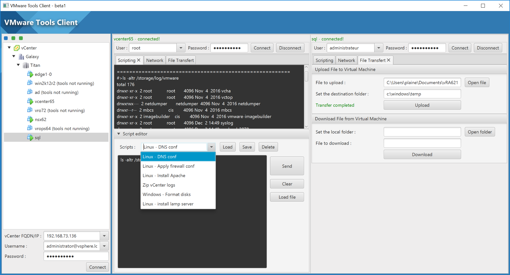 VMware Tools Client download | SourceForge net