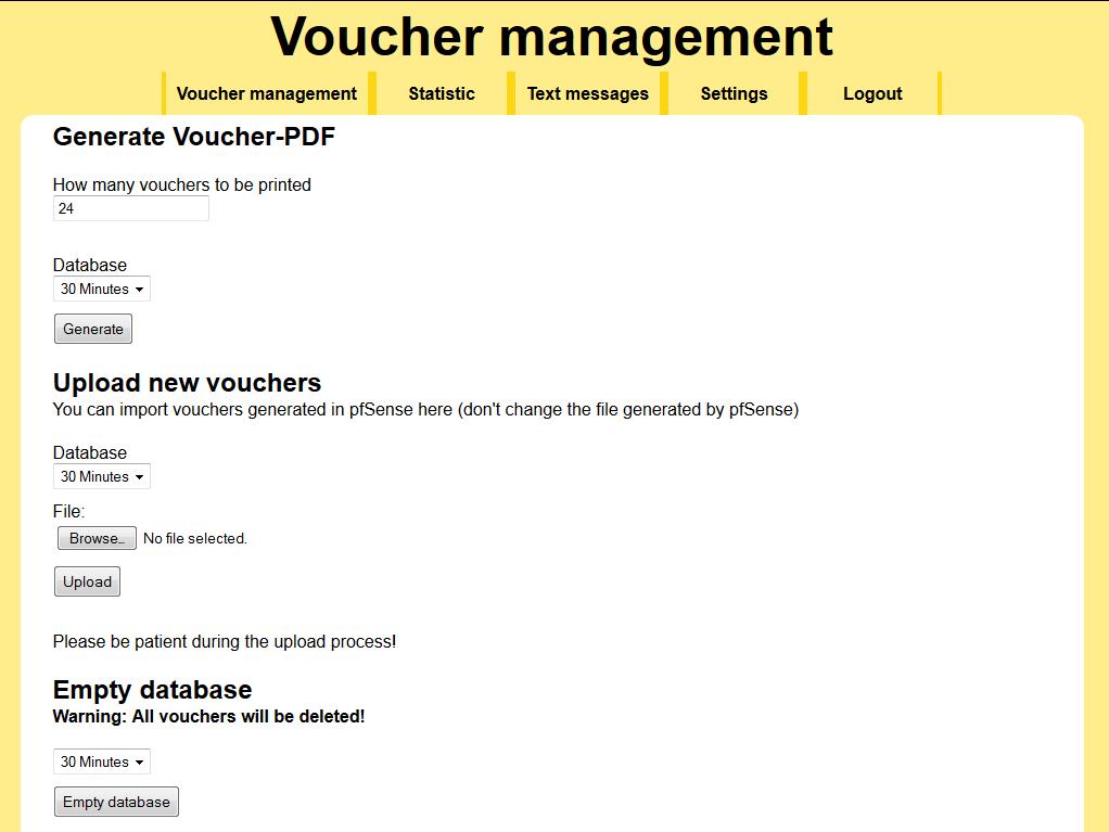 vouchergenerator download | SourceForge net