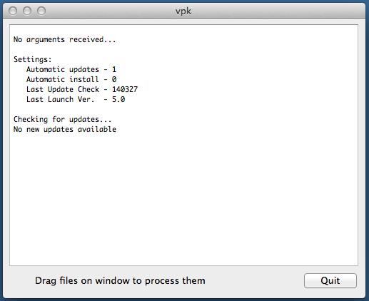 vpk osx download | SourceForge net