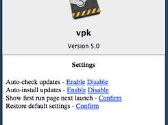 vpk osx download | SourceForge net