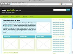 Website templale (see screenshot where Vroom used it)