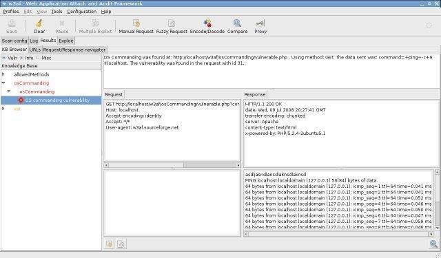 Download W3af Windows Installer - illinoisxsonar