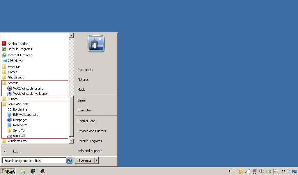 WA2L/WinTools download | SourceForge net