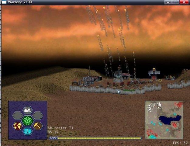 warzone 2100 videos