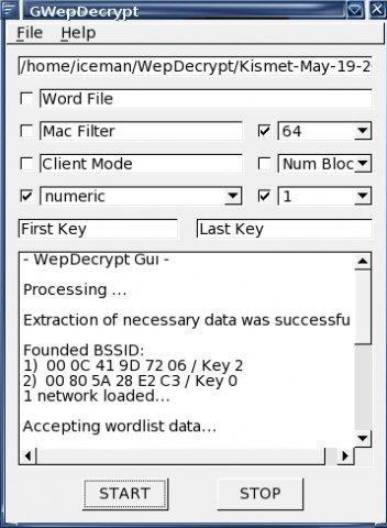 wepdecrypt download   SourceForge net
