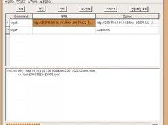 Wget GUI tool Kiwi download   SourceForge net