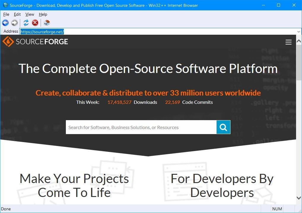 Win32++ download | SourceForge net