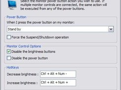 Apple HID Monitor Virtual Controls Options Panel