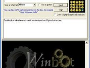 A Quick screeny of WinBot's Chat interface.