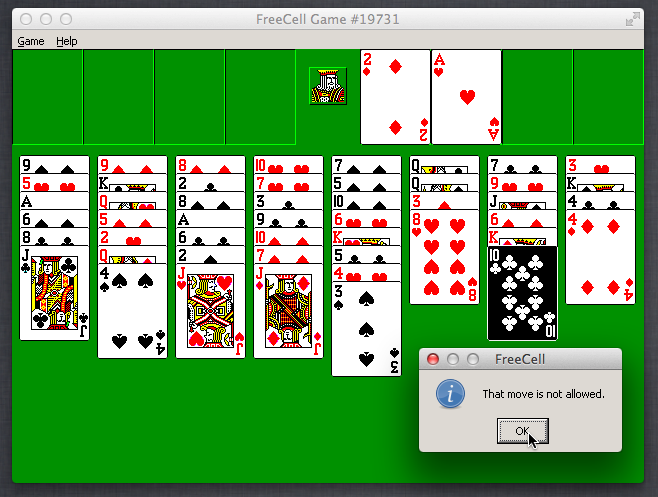 freecell game free  for xp