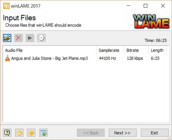 winLAME download | SourceForge net