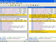 File compare window is basically two files opened to editor