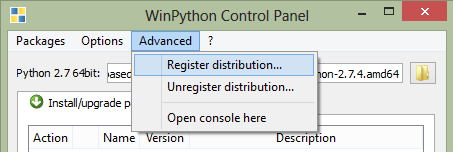 WinPython download | SourceForge net