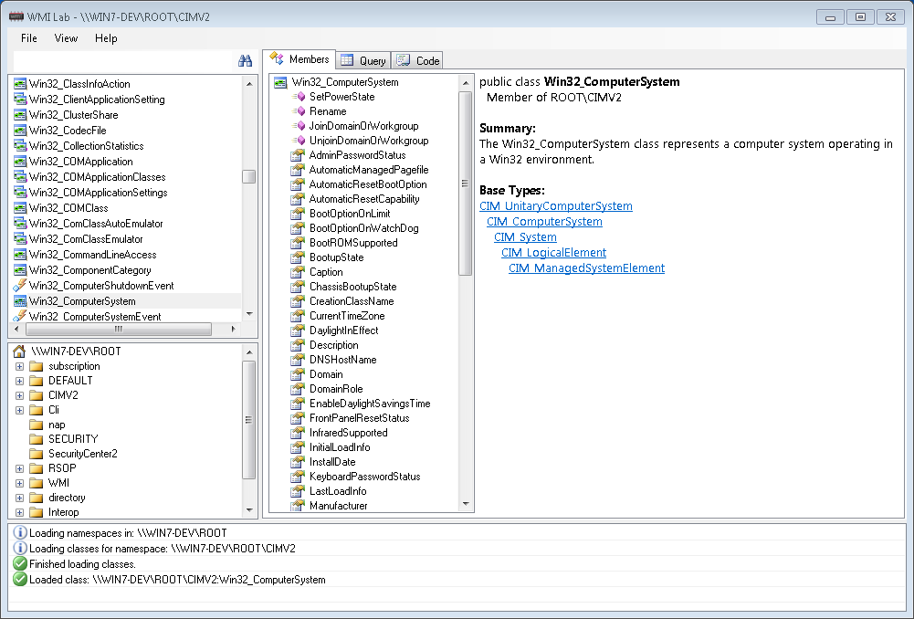 WMI Lab download | SourceForge net
