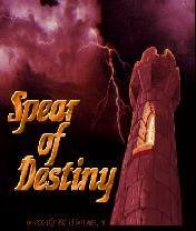 Spear of Destiny title screen