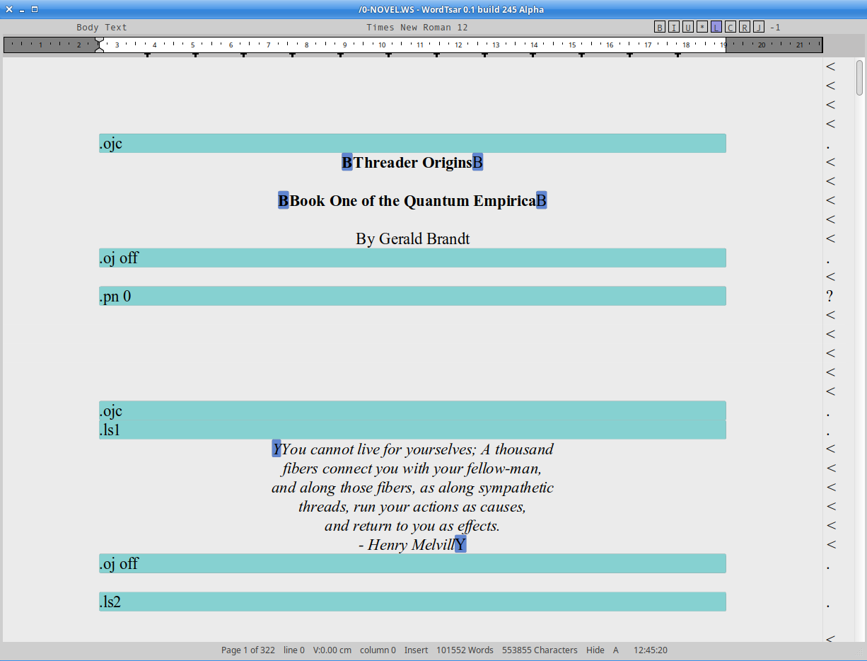 WordTsar download   SourceForge net