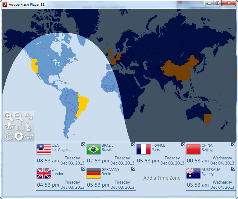 World clock for pc and mac download sourceforge world clock pc mac 1 gumiabroncs Gallery