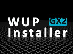 WUP Installer GX2 download | SourceForge net