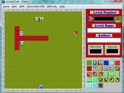 4. The game editor.