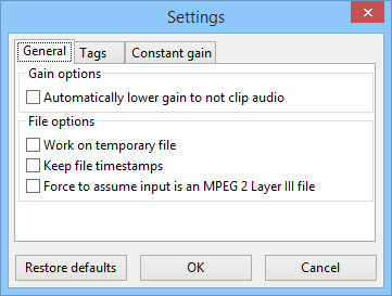 mp3gain windows 10 64 bit download