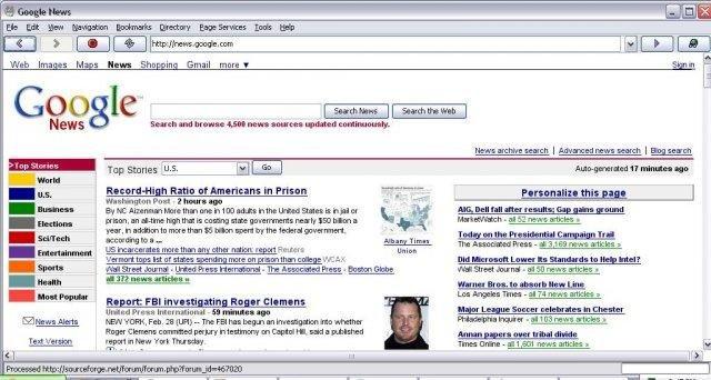 Lobo - Java Web Browser download | SourceForge net