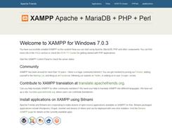 Xampp download sourceforge xampp dashboard stopboris Gallery