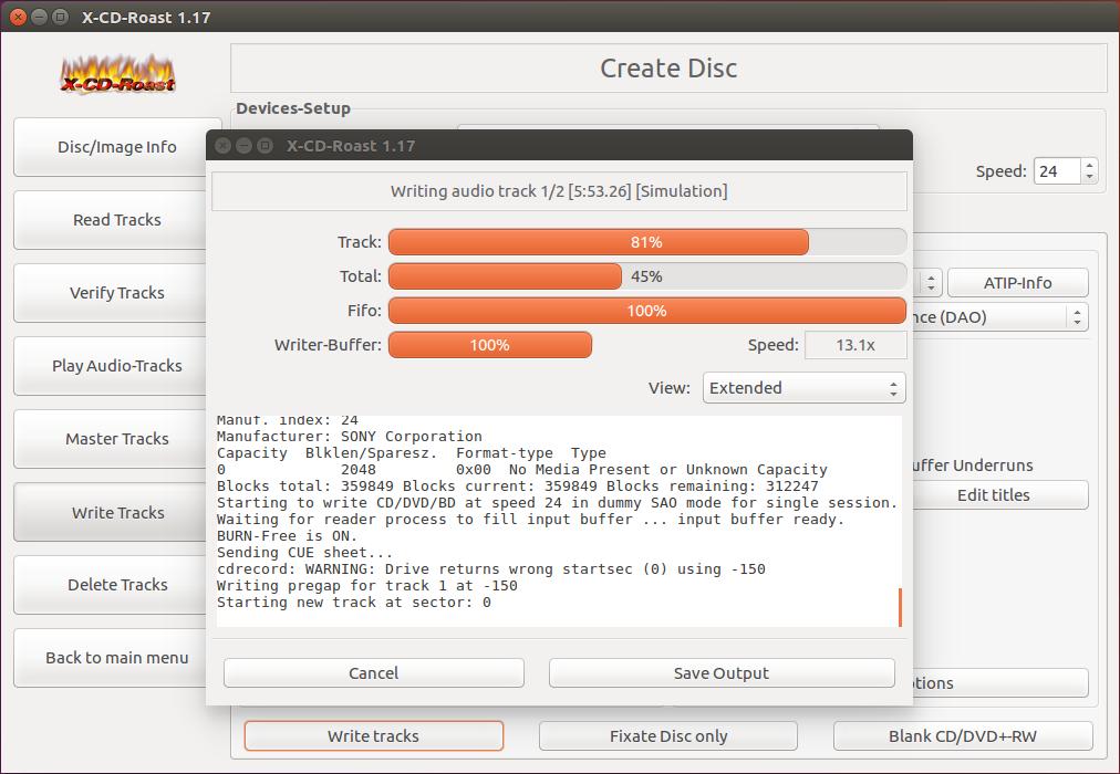 X-CD-Roast download | SourceForge net