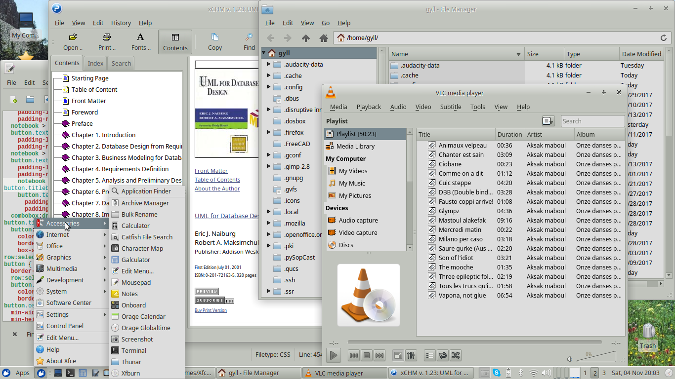 Xfce Evolution download | SourceForge net