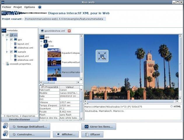 XML Interactive SlideShow download   SourceForge.net