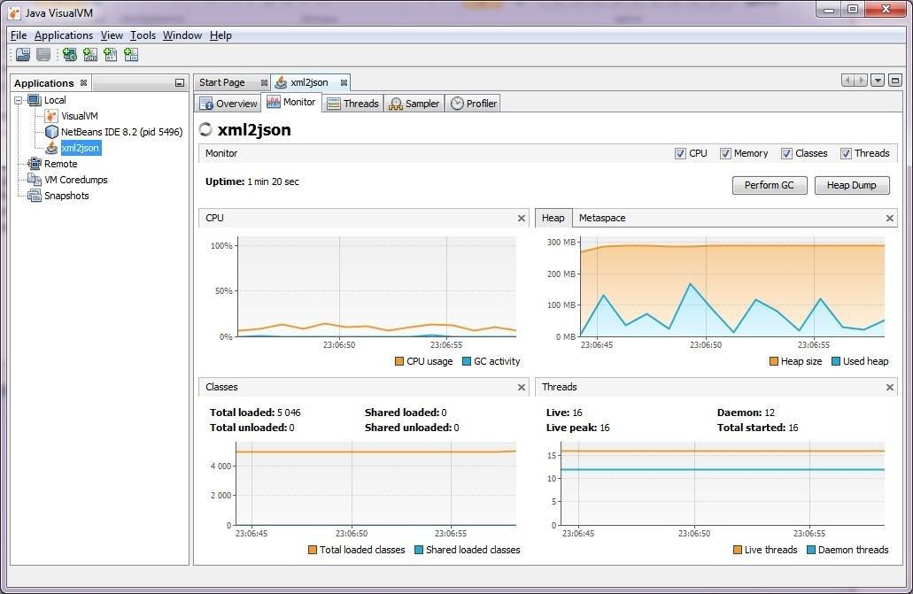 Xml2Json Converter download | SourceForge net