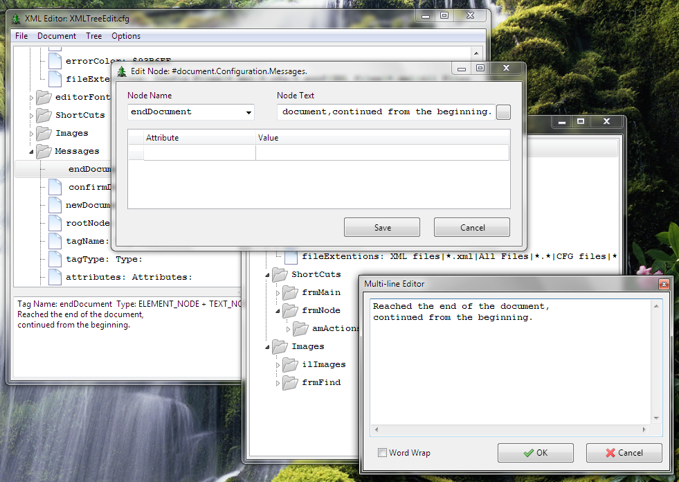 XML Tree Editor download | SourceForge net