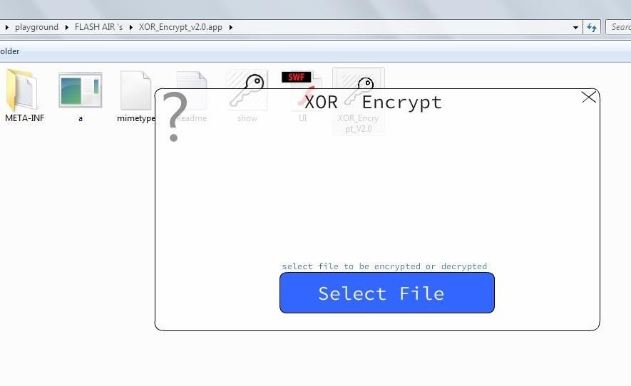 XOR encrypt v2 0 download   SourceForge net