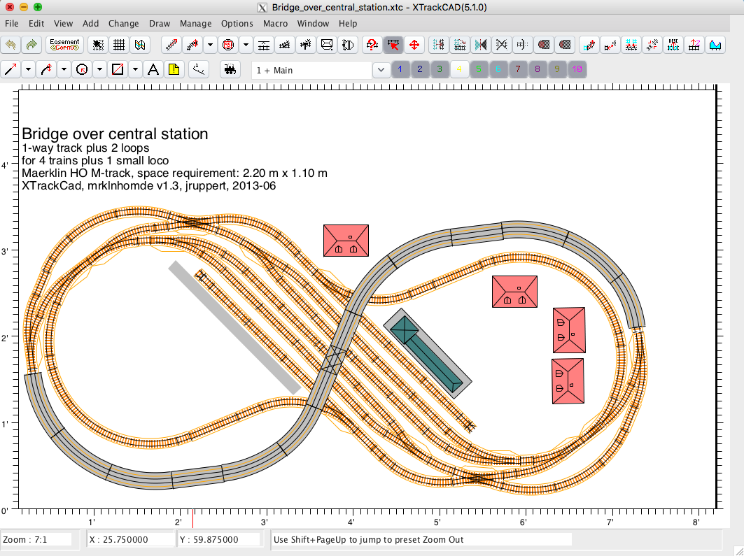 XTrkCAD Model RR Track Planner download | SourceForge net