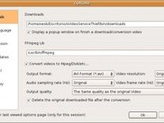 Options (Ubuntu 7.10 (Gutsy Gibbon))