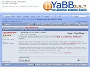 YaBB 2.5.2 Topic/Post Display