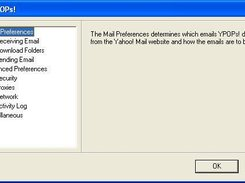 The Configure Dialog Box