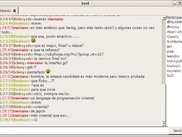 Multi user chat with GTK look&feel